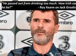 Roy keane on Jack Grealish