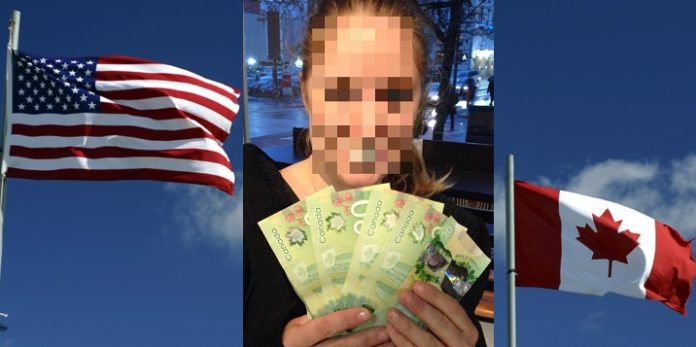 Police Called as American Tourist 'Shocked' to Discover Canada has its 'Own Currency'