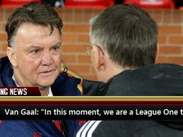 Van Gaal on Manchester United