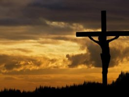 Jesus Christ hits out at Good Friday