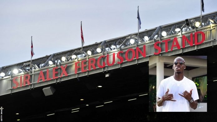Sir Alex Ferguson Stand Renamed