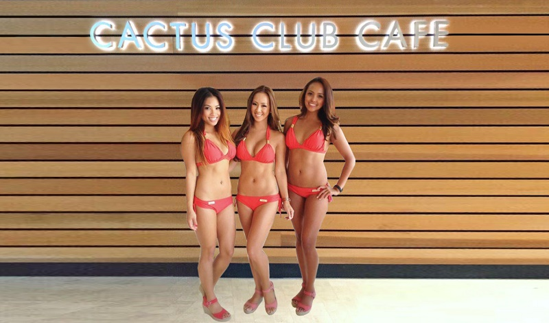 Cactus Club To Trial Controversial New Swimwear Dress Code For ...