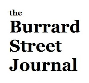 Burrard Street Journal