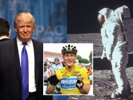 Leaked Emails Reveal Trump Contacted Lance Armstrong For Advice On Space Program   Trump Nasa