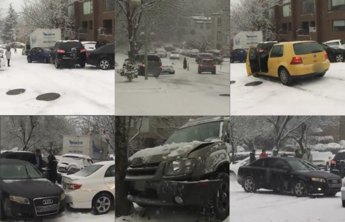 Could a tire that drives on snow actually exist?   Vancouver snow tires