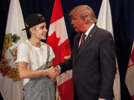 Canada Considering Justin Bieber As New Canadian Ambassador To U.S.