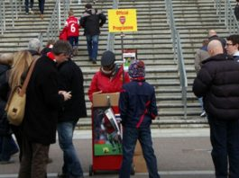Liverpool Agree To Sign Most Mediocre Arsenal Programme Seller For Club Record Fee