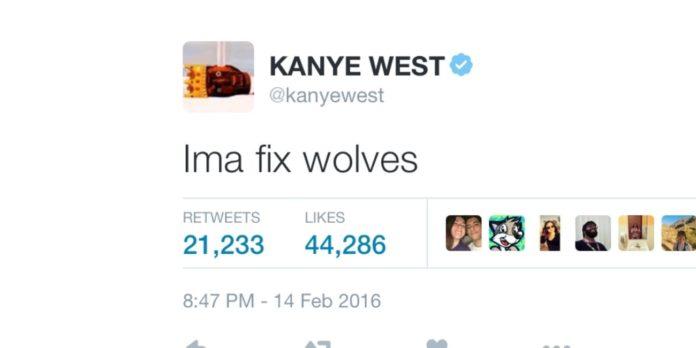 Kanye West Expresses Interest In Wolves Job