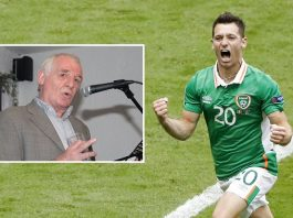 Eamon Dunphy Hospitalised After Learning Of Wes Hoolahan's Retirement