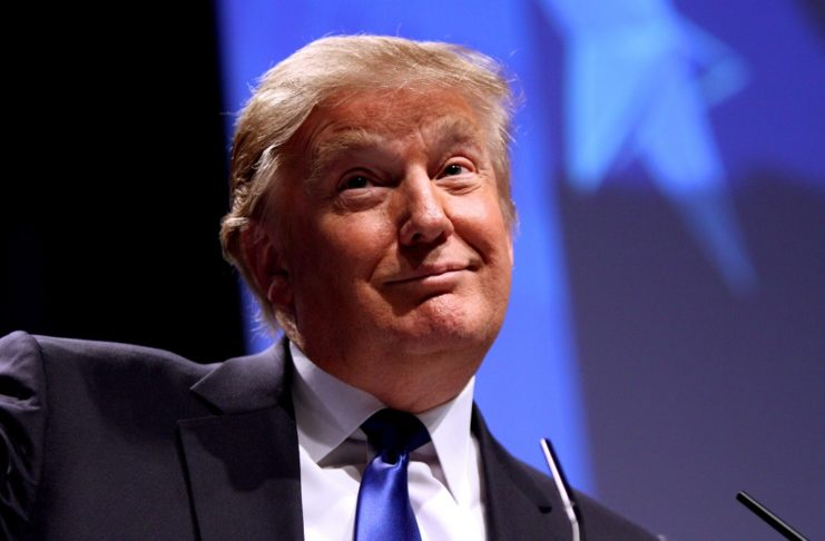 Trump Insists Entire Presidency Has Been Sarcastic