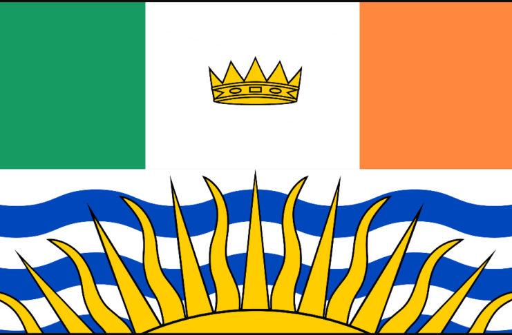 BREAKING: British Columbia Renamed Irish Columbia [Live Updates]
