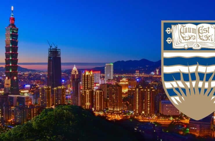 Taiwan Officially Lists British Columbia As Province Of China