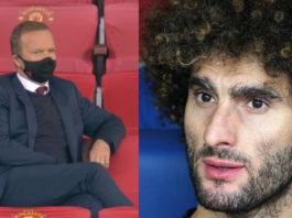 Man Utd Make Last-Minute Bid To Re-Sign Marouane Fellaini